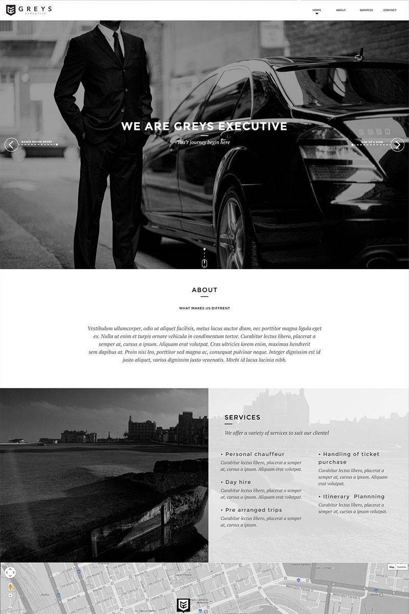 Grays-website
